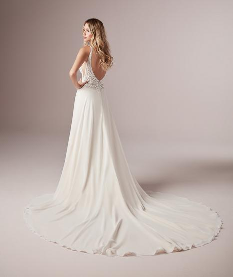 Peggy gown from the 2020 Rebecca Ingram collection, as seen on the Dressfinder