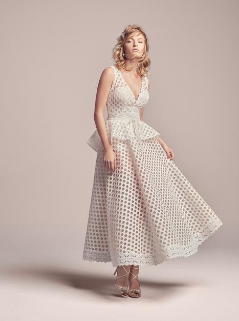 Reggie-Jane gown from the 2020 Rebecca Ingram collection, as seen on the Dressfinder
