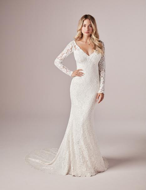 Tina-Dawn gown from the 2020 Rebecca Ingram collection, as seen on the Dressfinder