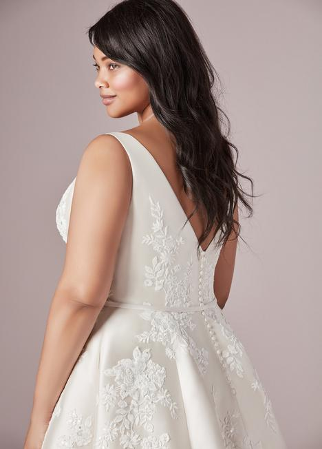 Valerie gown from the 2020 Rebecca Ingram collection, as seen on the Dressfinder