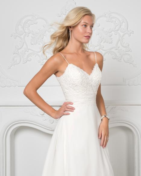 gown from the 2019 Romantic Bridals collection, as seen on the Dressfinder