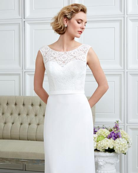 gown from the 2017 Romantic Bridals collection, as seen on the Dressfinder