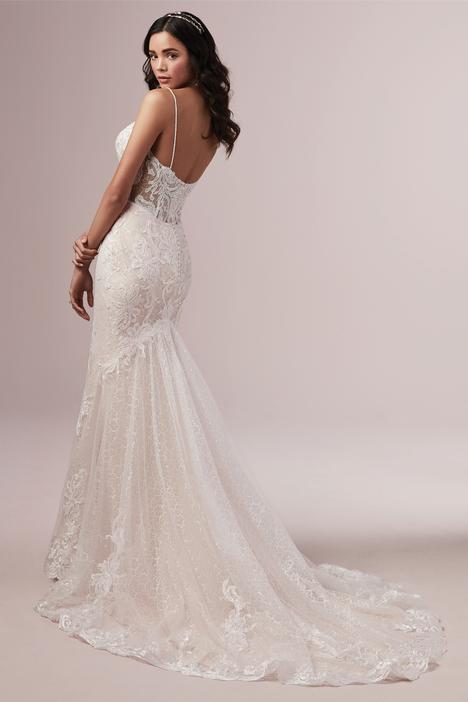 Laurette gown from the 2019 Rebecca Ingram collection, as seen on the Dressfinder