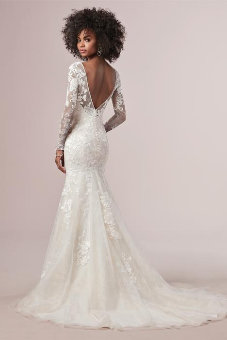 Mandy - Leigh Dawn gown from the 2019 Rebecca Ingram collection, as seen on the Dressfinder