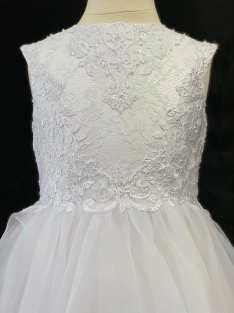 gown from the 2020 Petals Flowergirl Dresses collection, as seen on the Dressfinder