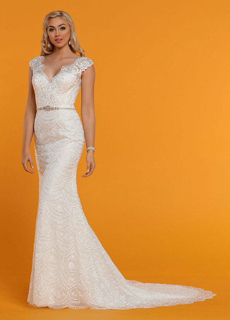 50540 Wedding dress by DaVinci