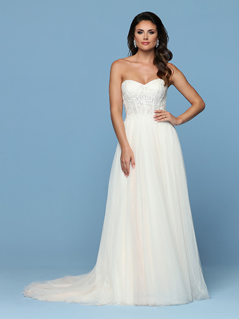 50541 Wedding                                          dress by DaVinci
