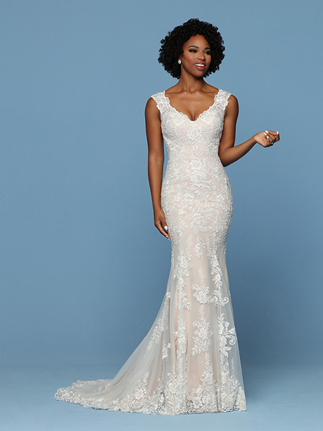 50542 Wedding                                          dress by DaVinci