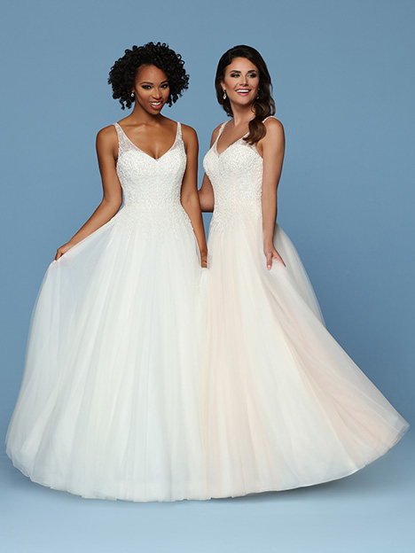 50544 Wedding dress by DaVinci