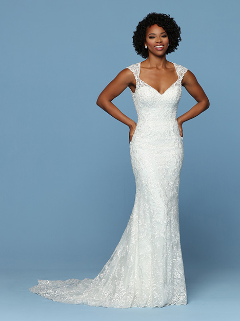 50546 Wedding                                          dress by DaVinci