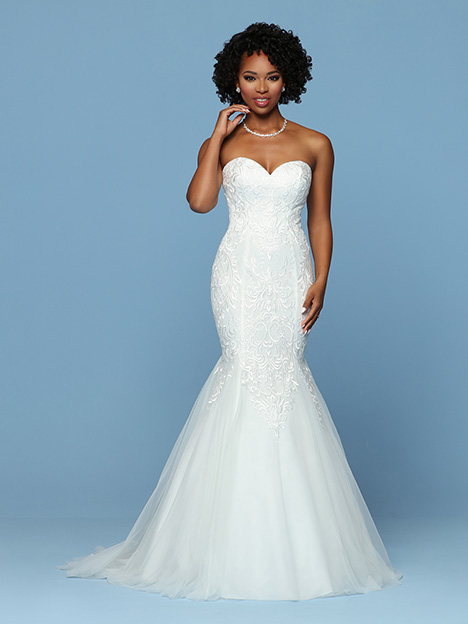 50550 Wedding                                          dress by DaVinci