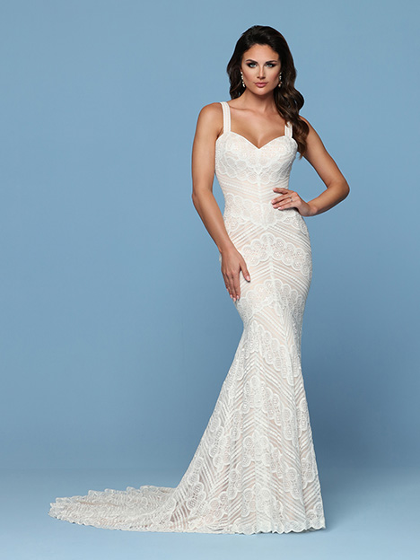 50551 Wedding                                          dress by DaVinci