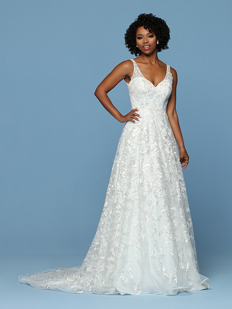 50554 Wedding                                          dress by DaVinci