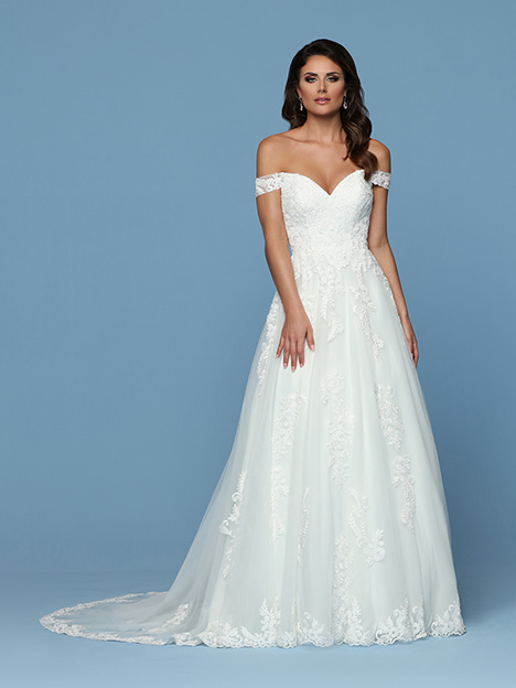 50556 Wedding                                          dress by DaVinci