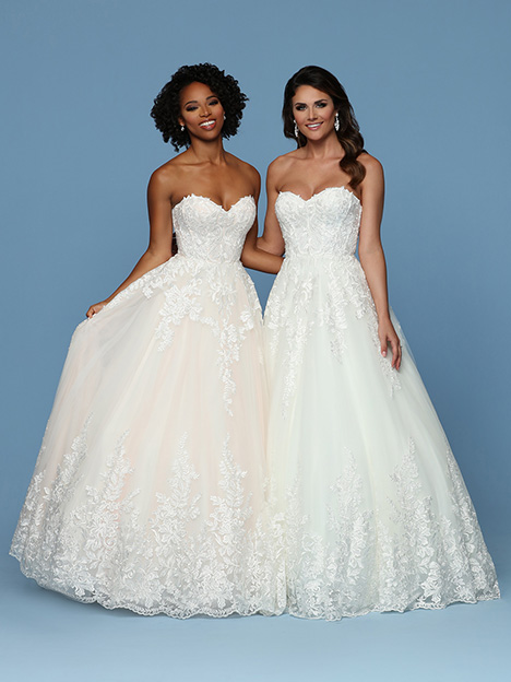 50560 Wedding                                          dress by DaVinci