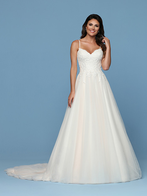 50569 Wedding dress by DaVinci