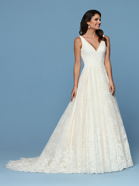 50570 Wedding                                          dress by DaVinci