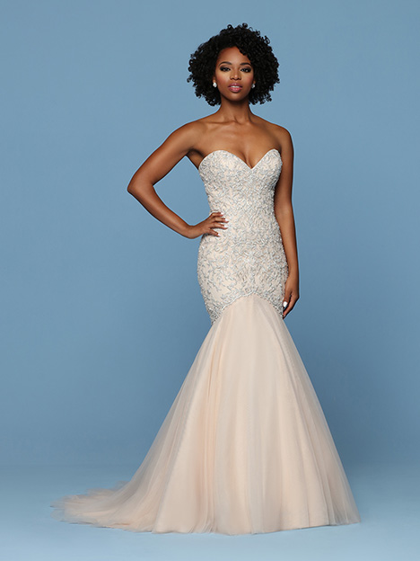 50573 Wedding                                          dress by DaVinci