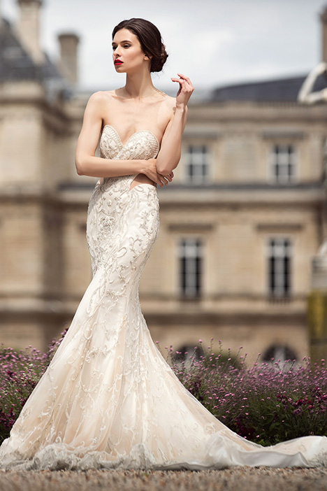 90377 Wedding                                          dress by Simone Carvalli