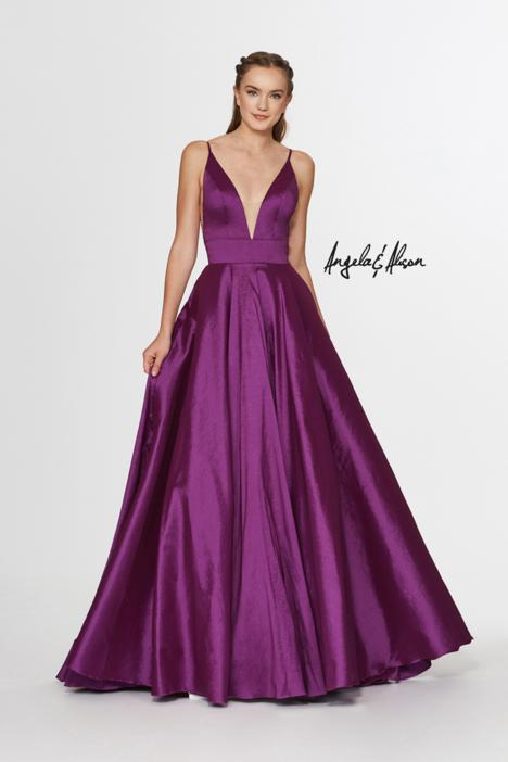 Style 91009 gown from the 2019 Angela & Alison Prom collection, as seen on dressfinder.ca