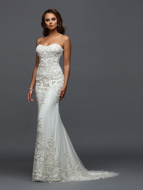 401 Wedding                                          dress by Victor Harper