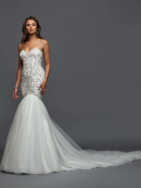 402 Wedding                                          dress by Victor Harper