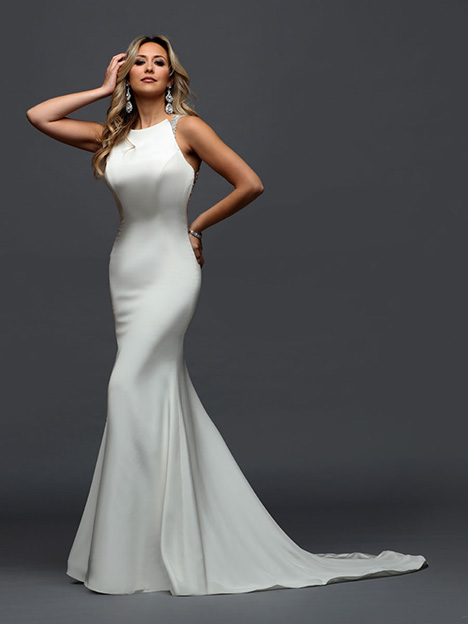 406 Wedding                                          dress by Victor Harper
