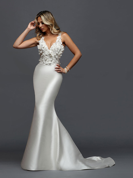 410 Wedding                                          dress by Victor Harper