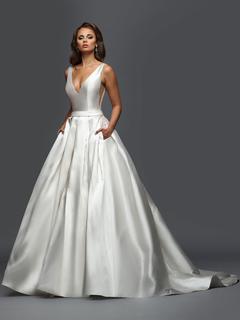 411 Wedding                                          dress by Victor Harper