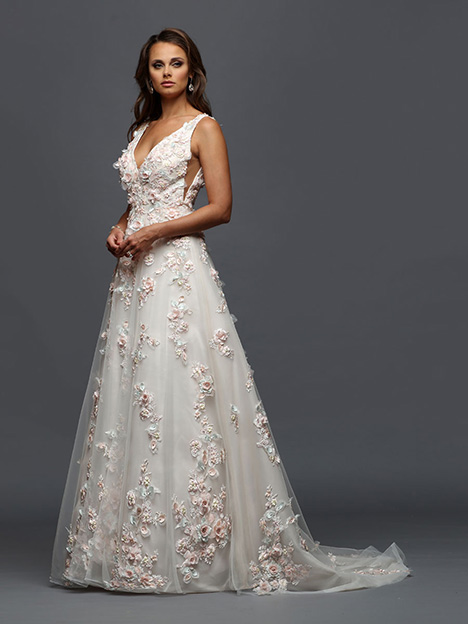 412 Wedding                                          dress by Victor Harper