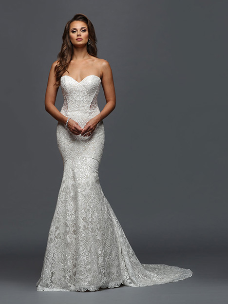 413 Wedding                                          dress by Victor Harper
