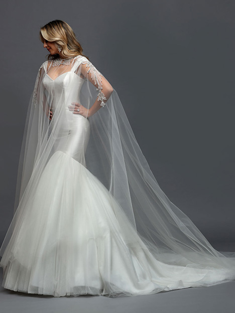 419 Wedding                                          dress by Victor Harper