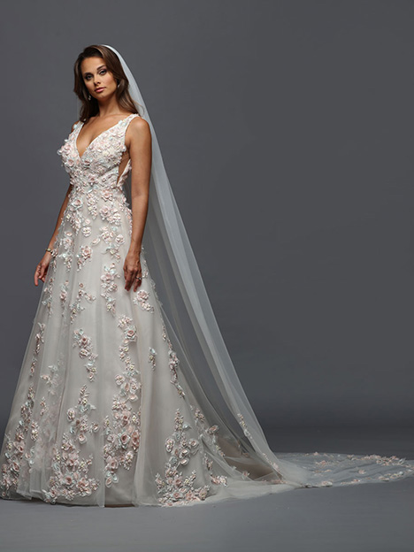 420 Wedding                                          dress by Victor Harper
