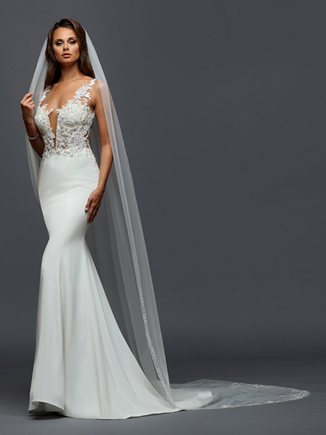 421 Wedding                                          dress by Victor Harper