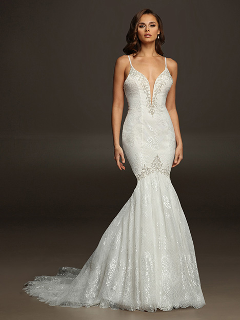 KENDRA Wedding dress by Victor Harper