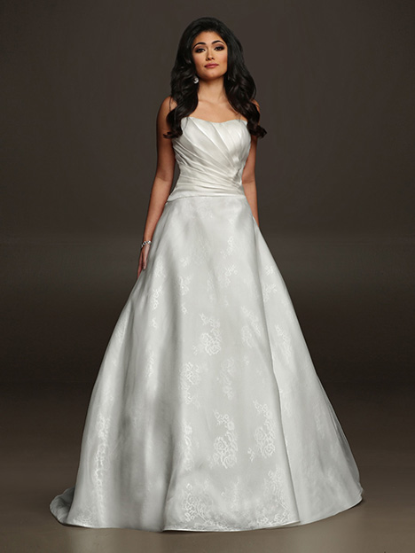 LANGLEY Wedding                                          dress by Victor Harper
