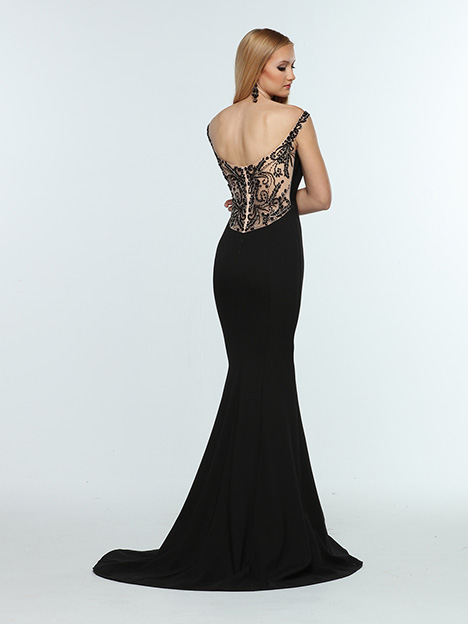 31302 Back Prom                                             dress by Zoey Grey