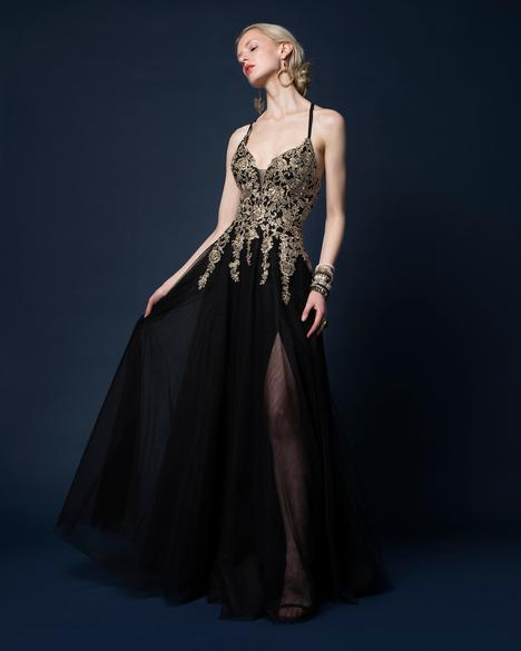 Style 9725 gown from the 2020 Ignite Prom collection, as seen on dressfinder.ca