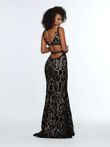 31313 Back Prom                                             dress by Zoey Grey