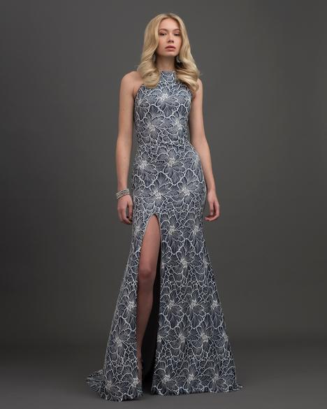 Style 9523 gown from the 2019 Ignite Prom collection, as seen on dressfinder.ca