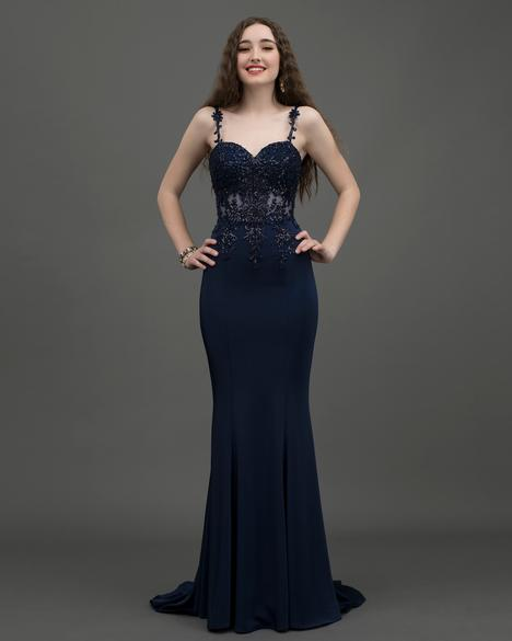 Style 9557 gown from the 2019 Ignite Prom collection, as seen on dressfinder.ca