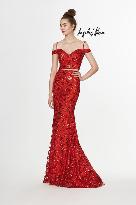Style 91010 gown from the 2019 Angela & Alison Prom collection, as seen on dressfinder.ca
