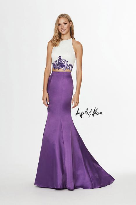 Style 91015 gown from the 2019 Angela & Alison Prom collection, as seen on dressfinder.ca