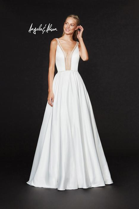Style 91027 gown from the 2019 Angela & Alison Prom collection, as seen on dressfinder.ca