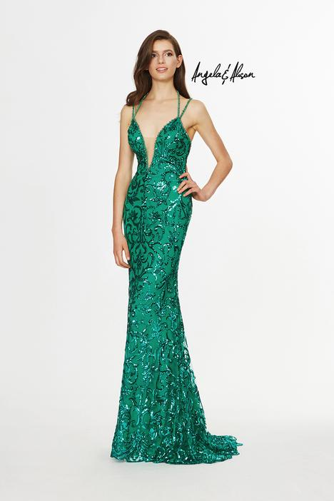 Style 91031 gown from the 2019 Angela & Alison Prom collection, as seen on dressfinder.ca
