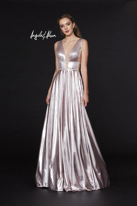 Style 91034 gown from the 2019 Angela & Alison Prom collection, as seen on dressfinder.ca