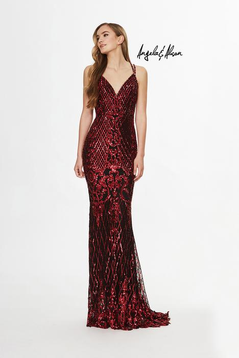 Style 91038 gown from the 2019 Angela & Alison Prom collection, as seen on dressfinder.ca