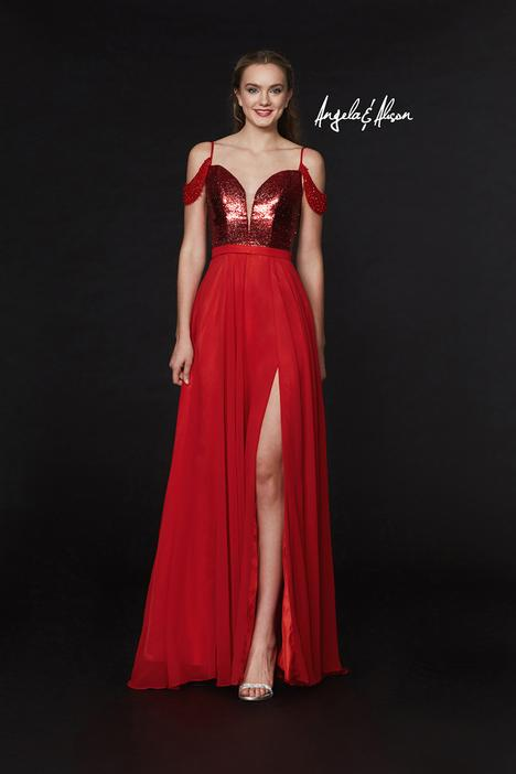 Style 91055 gown from the 2019 Angela & Alison Prom collection, as seen on dressfinder.ca