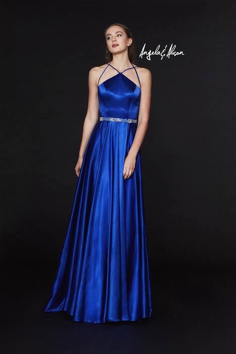 Style 91064 gown from the 2019 Angela & Alison Prom collection, as seen on dressfinder.ca