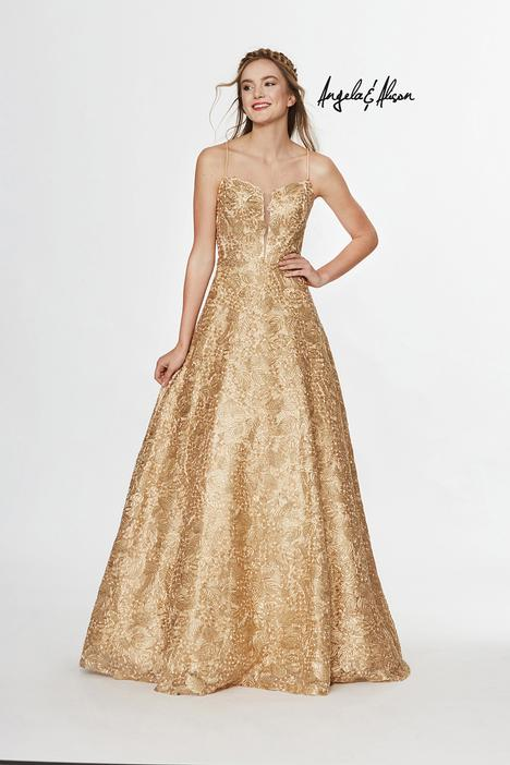 Style 91075 gown from the 2019 Angela & Alison Prom collection, as seen on dressfinder.ca